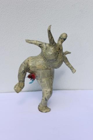 Elke Friedich Skulptur