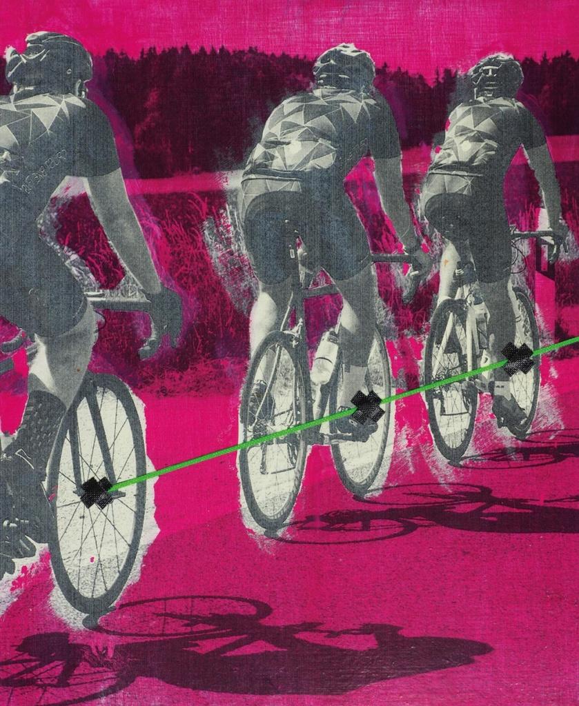 Kathrin Blanke, rennradfahrer