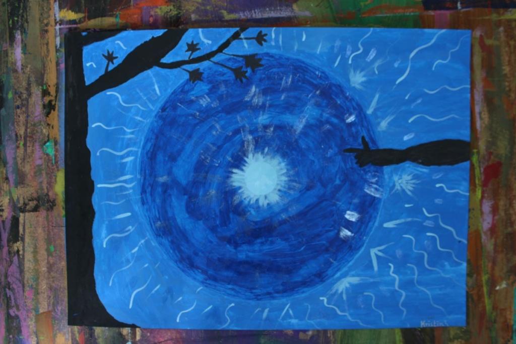 Kristin Göbel Malerei