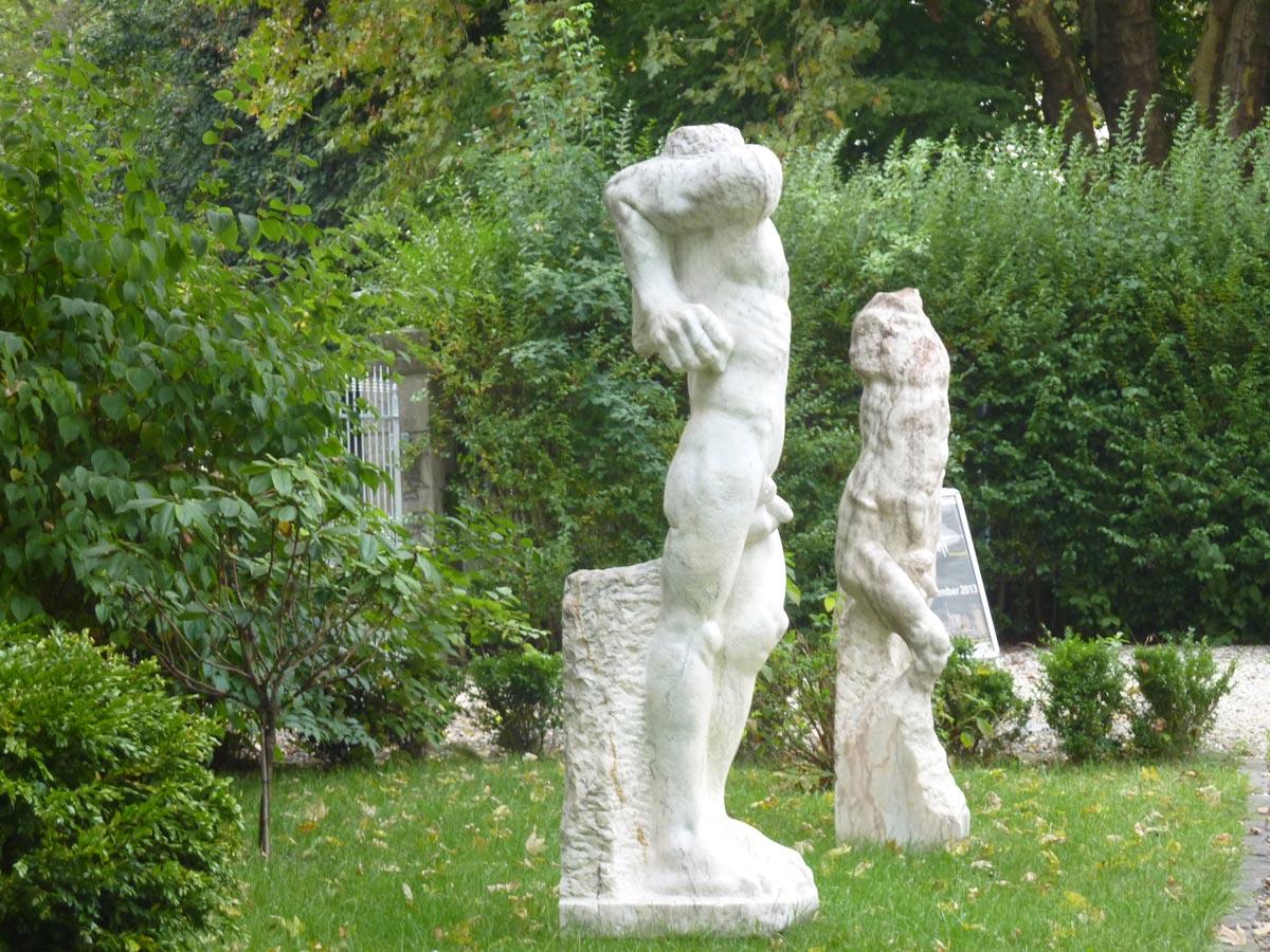 Bailer Skulpturengarten