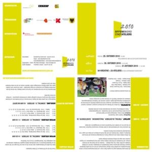 ONA 2010 Flyer