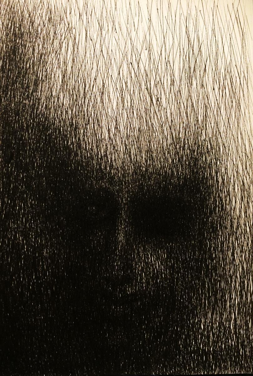 Sylvia Jaeger Zeichnung In der Tiefe
