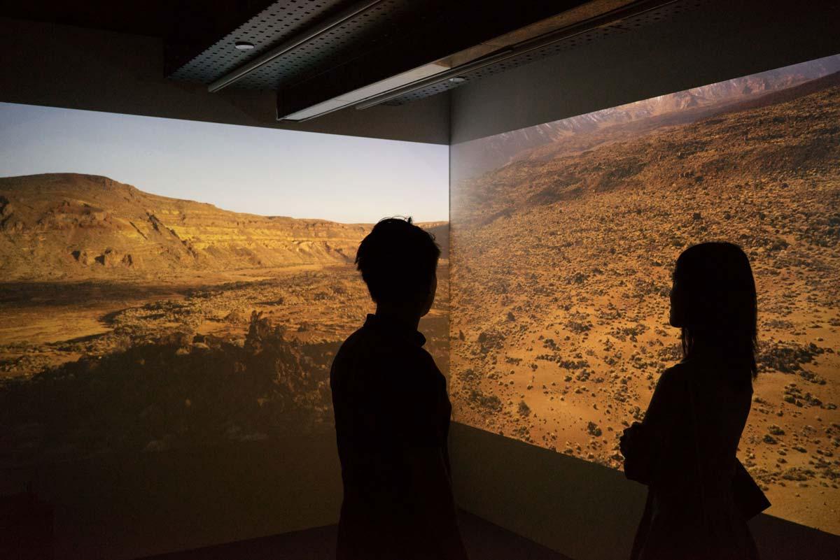 Jens Sundheim Oxygene Ausstellungsansicht Hongkong